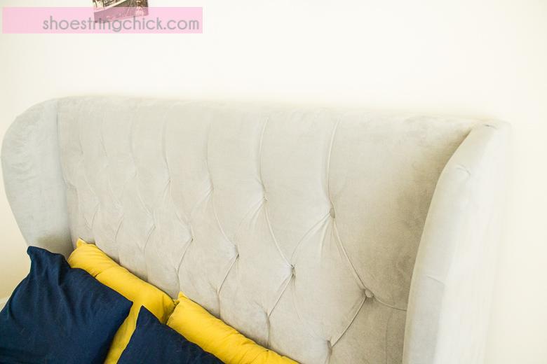 Skyline furniture wingback headboard-7