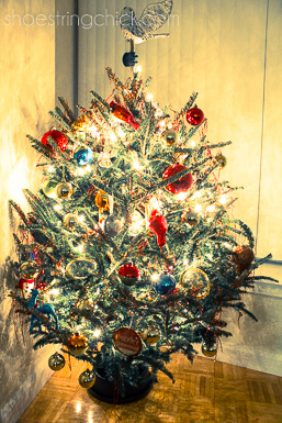 First Christmas Tree – Sort Of