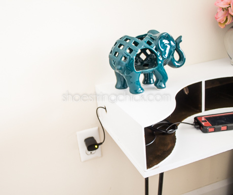 hairpin leg nightstand DIY-16