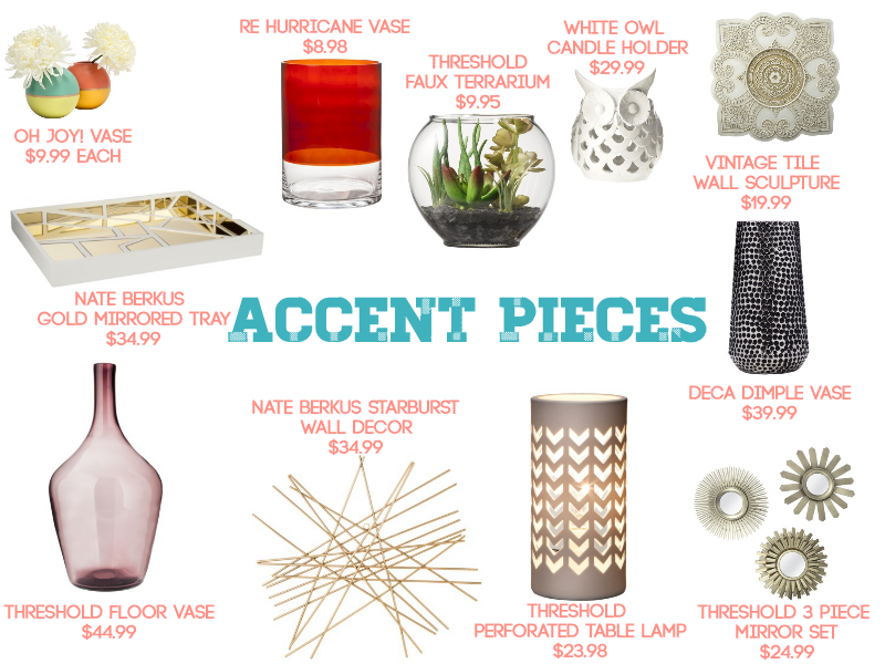 Home Decor Shopping On A Budget Target Liz Du Jourrhlizdujour: Accent Pieces Home Decor At Home Improvement Advice