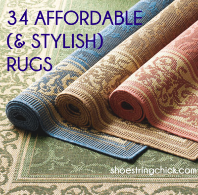 34 Stylish & Affordable Rugs Under $300