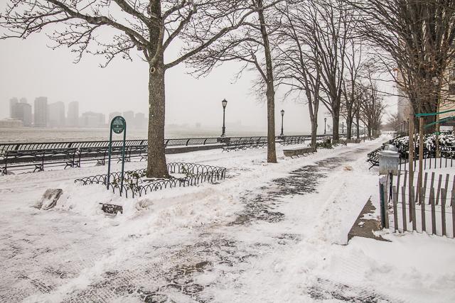 Battery Park Snow Storm-10