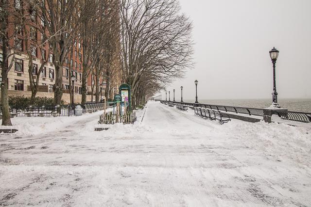 Battery Park Snow Storm-11