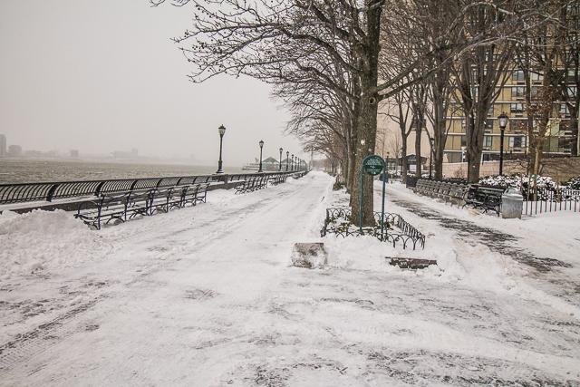 Battery Park Snow Storm-12