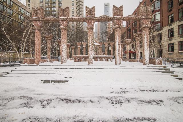 Battery Park Snow Storm-15