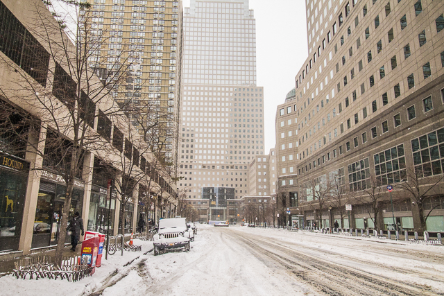 Battery Park Snow Storm-21