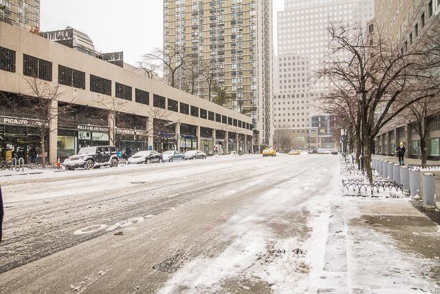 Battery Park Snow Storm-6