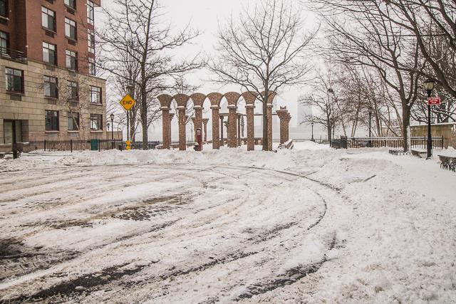 Battery Park Snow Storm-8