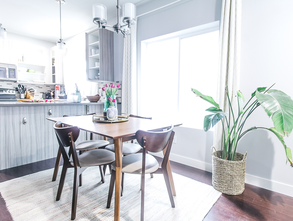 West Elm Dining Table & Shopping List