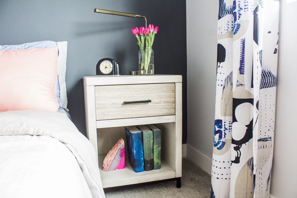 dayana 1 drawer bedroom nightstands